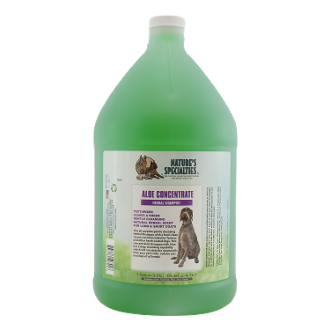 Aloe Concentrate 16:1 Shampoo Gallon & 16oz