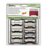 Wahl 5-in-1 Stainless Steel Guide Combs