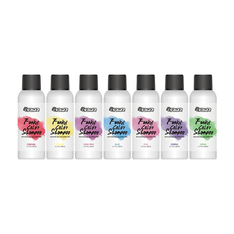 Opawz Funky Color Shampoo Kit 2oz