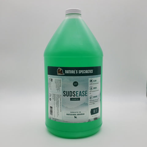 SudsEase Shampoo Gallon & 16oz