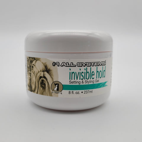 Invisible Hold Setting & Styling Gel 8oz