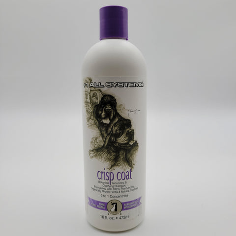 Crisp Coat Botanical Texturizing Shampoo 16oz