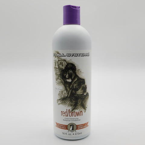 Red/Brown Color Enhancing Botanical Conditioner