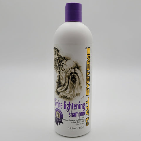 Pure White Lightening Shampoo 16oz