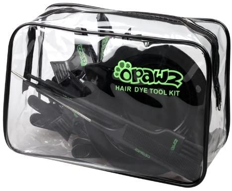 Dog Hair Dye Tool Kit