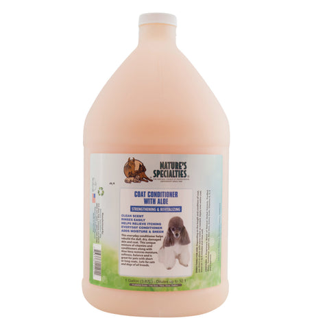 Aloe Coat 32:1 Conditioner Gallon, 32 & 16oz