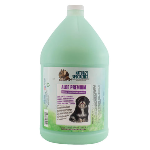 Aloe Premium 16:1 Shampoo Gallon & 16oz