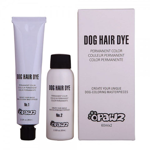 Dog Hair Dye Super Black