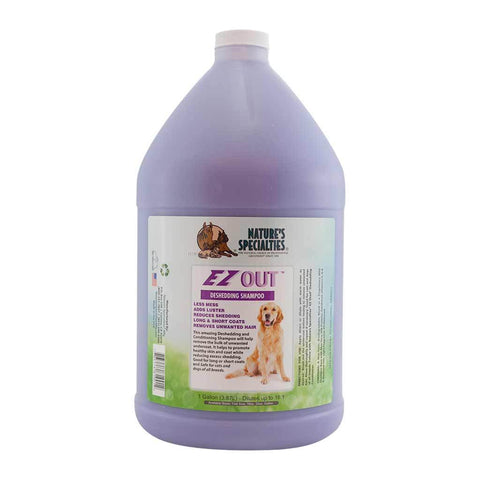 Ez Out DeShedding Shampoo 16:1