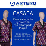 W711 Artero Casaca Purple
