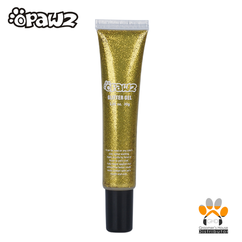 Glitter Gel Gold 1.06oz