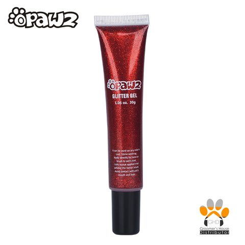 Glitter Gel Red 1.06oz