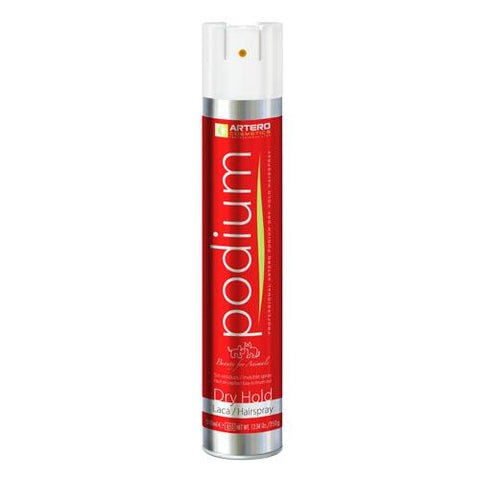 H662 Artero Podium Hairspray DRY HOLD