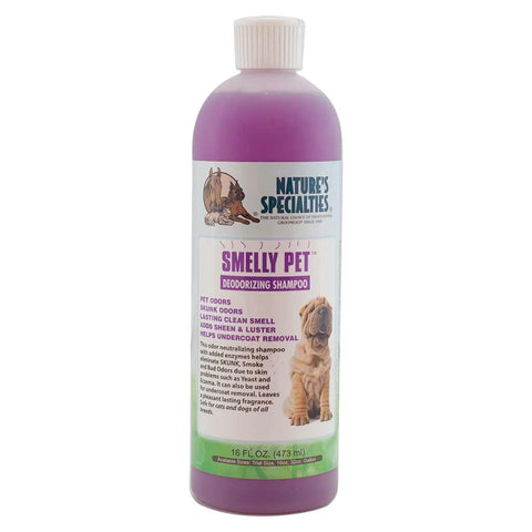 Smelly Pet 24:1 Shampoo Gallon & 16oz