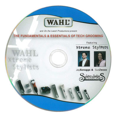 Wahl The Fundamentals & Essentials of Tech Grooming