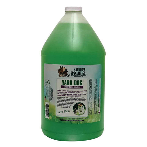 Yard Dog 24:1 Shampoo Gallon & 16oz