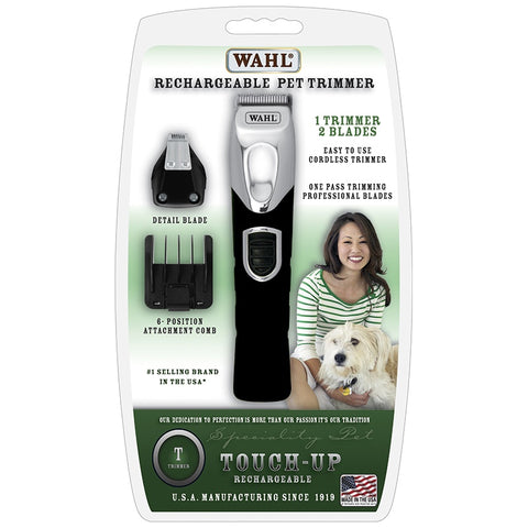Wahl Touch Rechargeable Pet Trimmer