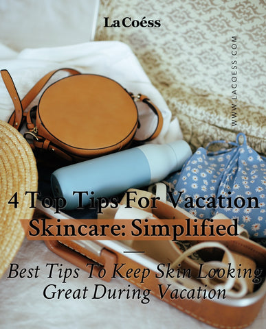 Best Tips To Keep Skin Looking Great During Vacation