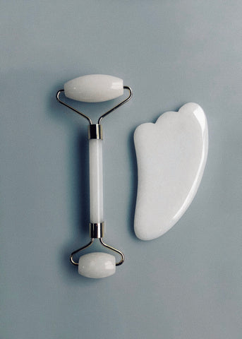 Gua Sha Tool Vs. Jade Roller - What's the Difference?