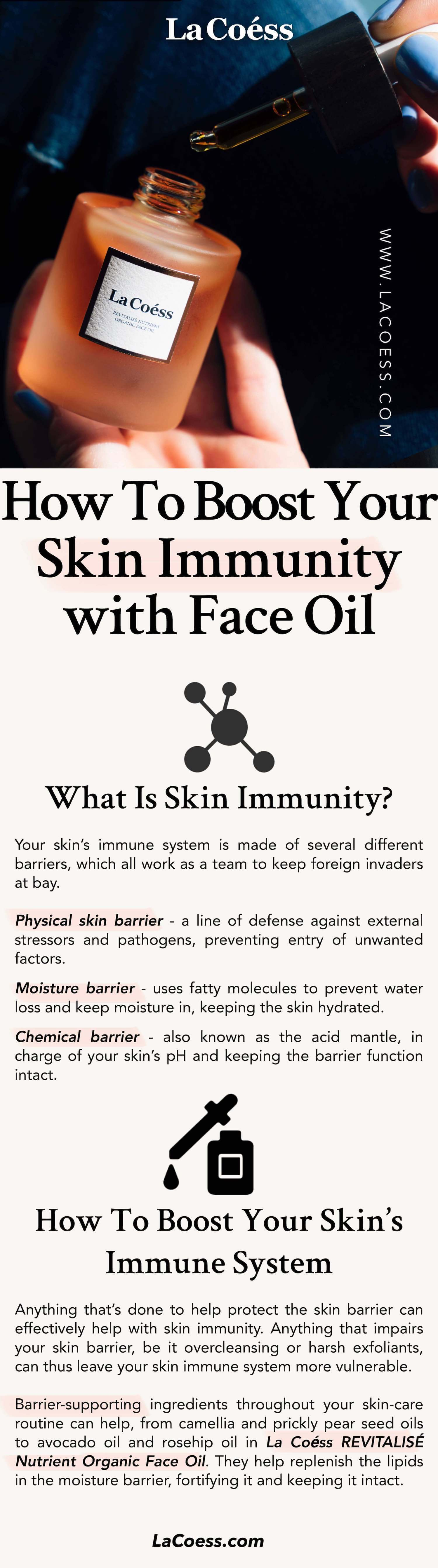 How to Boost Your Skin Immunity With Face Oil