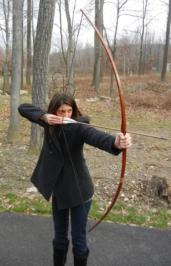 Forest Runner Katniss Longbow