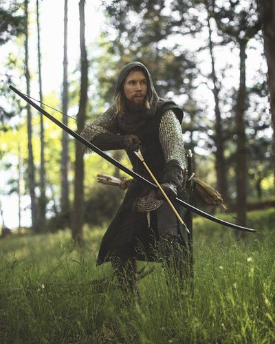 Huntsman Medieval English Longbow