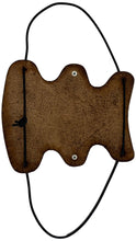 Load image into Gallery viewer, Vintage Bear Logo Leather Armguard