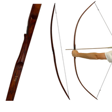 "Load image into Gallery viewer, 65"" Bushman Flatbow"