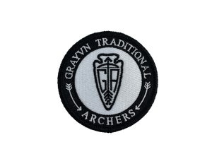 Grayvn Traditional Archers - Club Patch