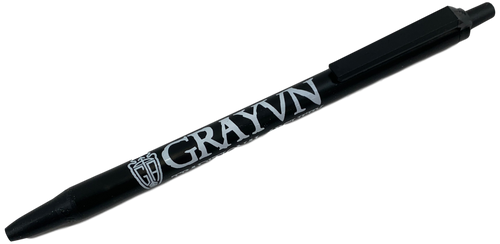 Grayvn Traditional Archery Pen