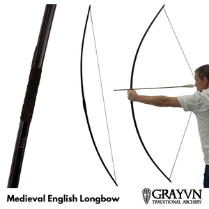 Medieval English Longbow