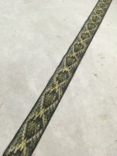 Load image into Gallery viewer, Artificial Snakeskin Backing - Rattlesnake