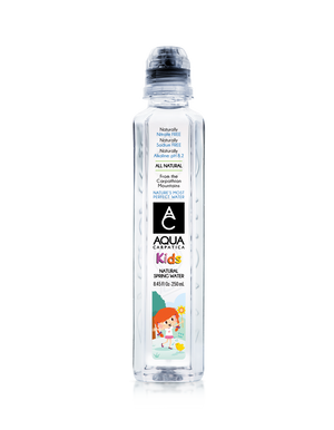 Front view of Aqua Kids 250ml