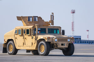 Thermal Solutions for Armored and UAV Military Vehicles