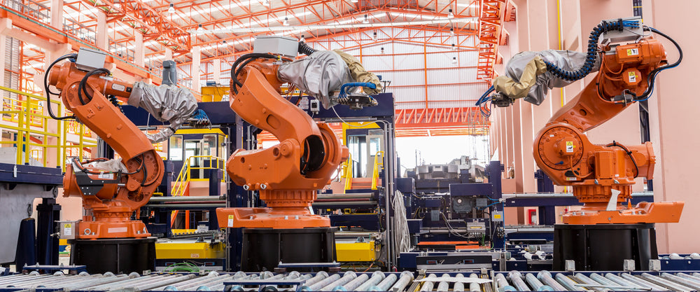 Protecting Industrial Robots in Extreme Thermal Environments