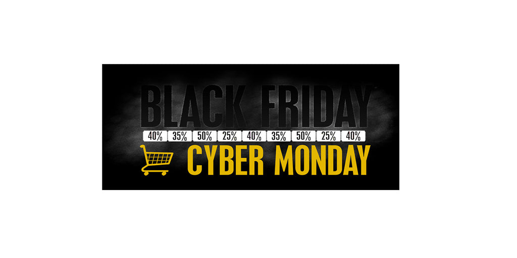 Black Friday Cyber Monday Top Départ !