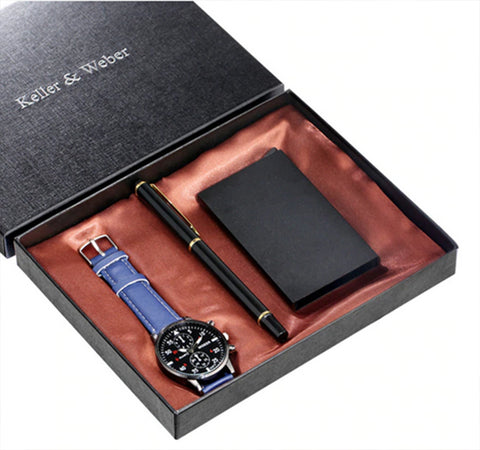 Coffret New York - Keller & Weber