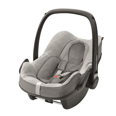 BEBE CONFORT Housse éponge Rock Cool Grey