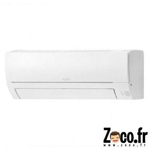 Air Conditionné Mitsubishi Electric Mszhr50Vf Split Inverter A++/a++ 4300 Fg/h Blanc Conditionné