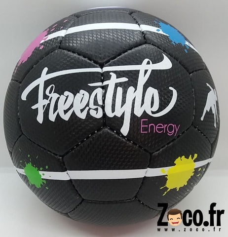 Ballon Black Energy - Football Freestyle | Ballon