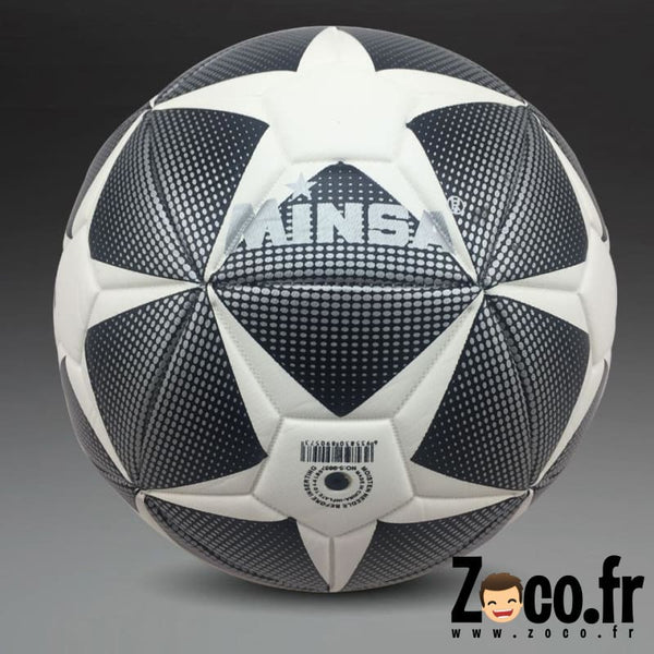 Ballon De Football Taille 5 Minsa Ballon Foot