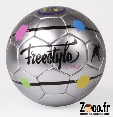 Ballon Energyball Football Freestyle Ballon