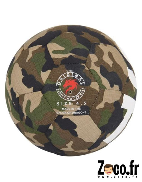 Ballon Football Freestyle Monta Stay True Camo Ball Ballon