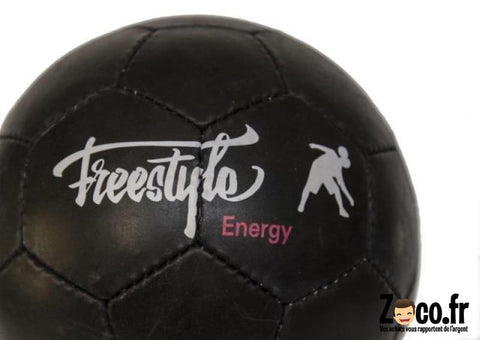 Ballon Freestyle Football - Energyglobe Energy Ballon