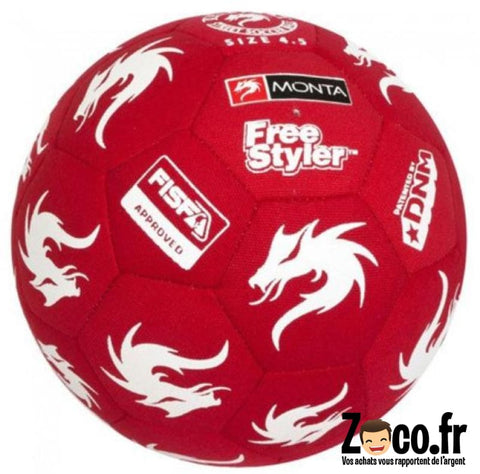 Ballon Monta Shinji Red Freestyle Ballon