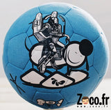 Ballon Monta Street X The London Police Edgar Davids Ball | Foot De Rue Co-Canvas Ballon