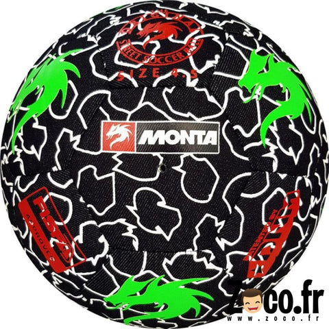 Ballon Monta Streetmatch Shredder Ballon