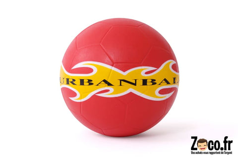 Ballon Urbanball Rouge Football Freestyle Pyrofire Ballon