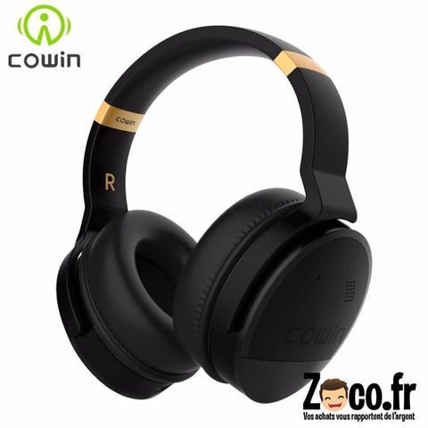 Casque À Réduction De Bruit Active Cowin E8
