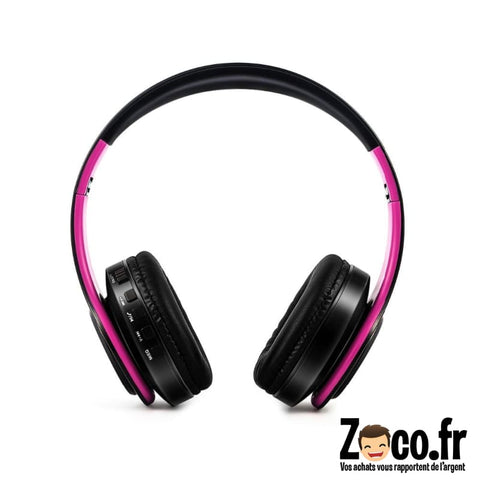 Casque Stéréo Sans Fil Bluetooth Colorful